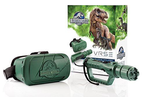 VRSE Jurassic World Virtual Reality Set