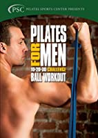 Pilates for Men 3: Challenge Ball Workout [DVD] [Import]