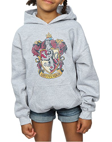 Harry-Potter-Girls-Gryffindor-Distressed-Crest-Hoodie