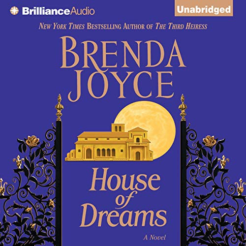 House of Dreams audiobook cover art