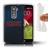 Phone Case for LG G2 Mini/D620 Strange Retro Hawkins