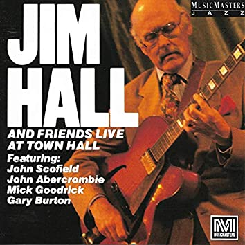 Jim Hall and Friends Live at Town Hall