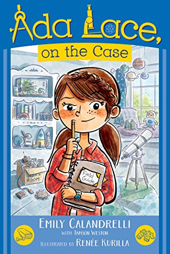 ADA Lace, on the Case, Volume 1 (Ada Lace Adventures)