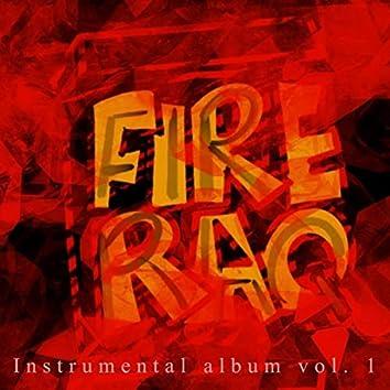 Fire Raq Instrumental album, Vol. 1