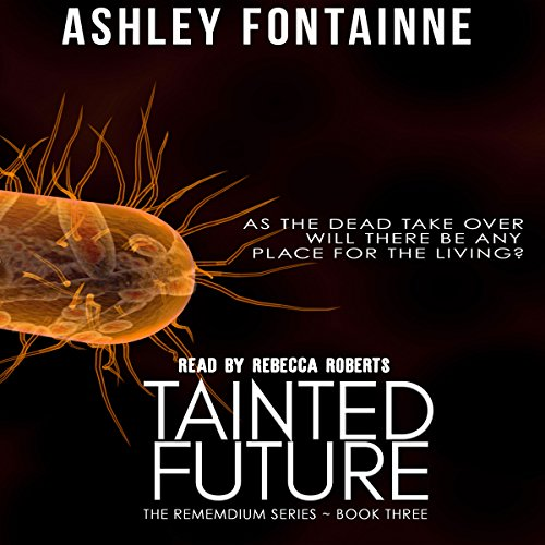 Couverture de Tainted Future