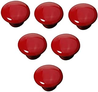 Best red cabinet knobs for kitchen Reviews
