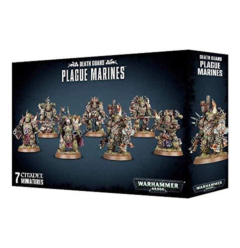 "GAMES WORKSHOP 99120102078"" Death Guard Plague Marines Miniature"