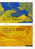 Il ritorno della taranta. CD Audio (A viva voce)