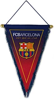 ZQfans FC Barcelona Indoor and Outdoor Flags Bar/Club/Bedroom Decoration Hanging Pennant