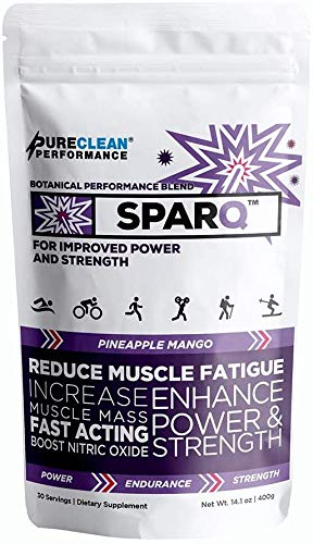 PureClean Performance SPARQ - Endurance, Recovery, Strength, Muscle, Power - Five Products in One
