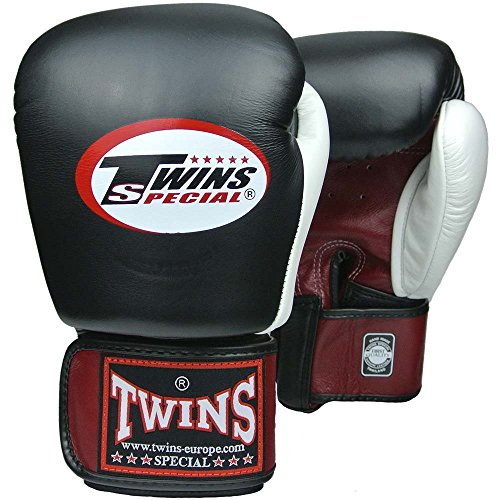 Twins Special - bokshandschoenen - BGVL 4 BLACK GREY