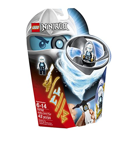 LEGO Ninjago Airjitzu Zane Flyer 70742 Building Kit by LEGO