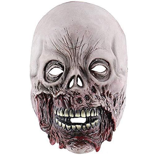 N/D Mscara De Terror De Monstruo Aterrador De Halloween, Accesorios Creativos para Fiestas De Bar, Accesorios De Cos para Fiestas De Disfraces.
