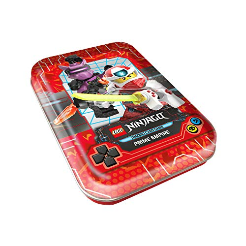 LEGO Ninjago Trading Card Game 5 Mini-Tin Rot DE