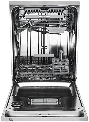Asko–D 5456FS S lavavajilla a Libero Posicionamiento acabado acero de 82cm