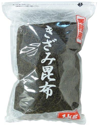 北海道産 刻み昆布 1kg