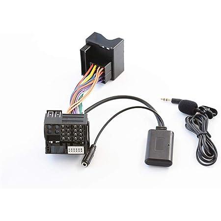 Kabelloser Bluetooth Freisprechadapter Kompatibel Mit Elektronik