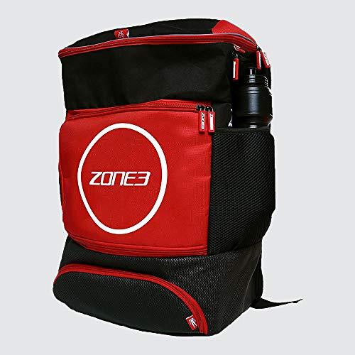 Zone 3 Transition Triathlon-Rucksack, Schwarz, Einheitsgrö�e