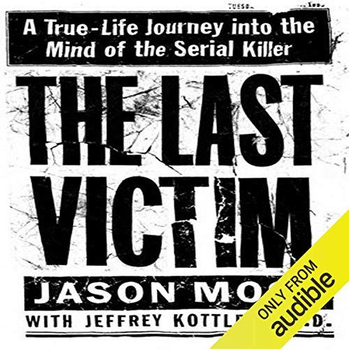 The Last Victim audiobook cover art