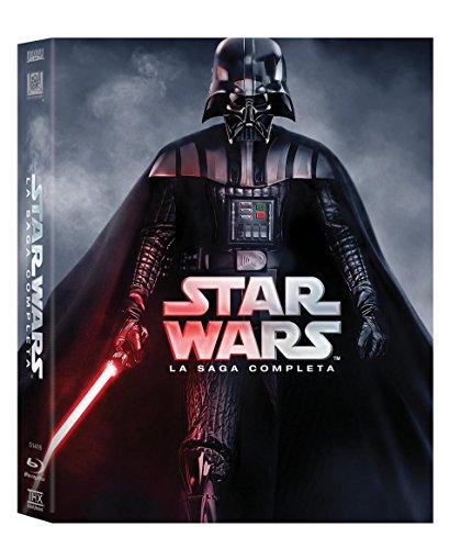 Star Wars La Saga Completa (Box 9 Br)