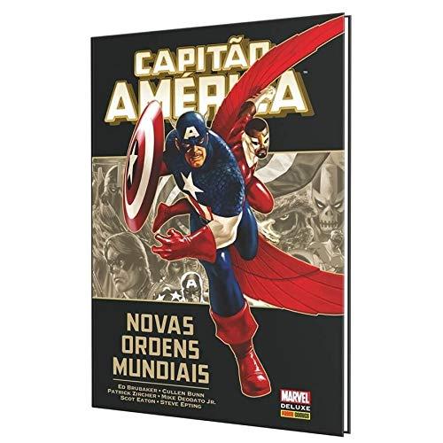 Capitão América: Novas Ordens Mundiais: Capa Dura