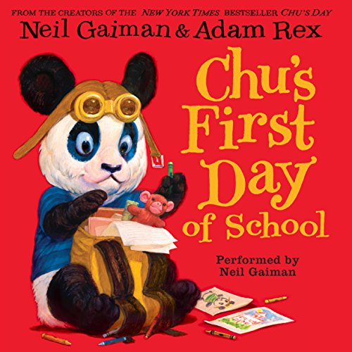 Chu's First Day of School audiobook cover art