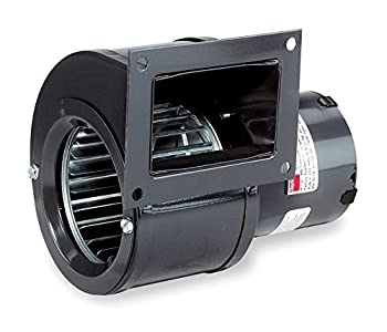 DAYTON 1TDP7 PSC Blower Draft Fan 115 Volt 146 CFM Outdoor Wood Furnace Fan