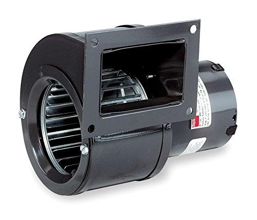 DAYTON 1TDP7 PSC Blower, Draft Fan, 115 Volt, 146 CFM, Outdoor Wood Furnace Fan