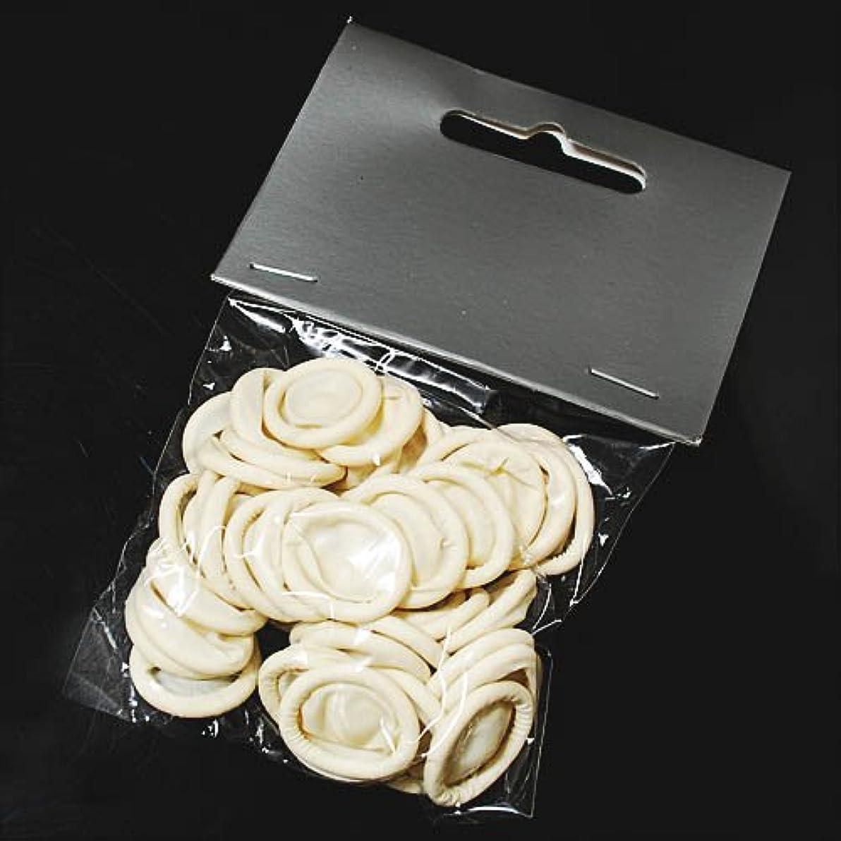 マンハッタンリール報奨金ジェルネイル のオフに使える ジェルネイルオフカバー [50個] フィンガーキャップ
