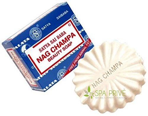Savon Nag Champa Original India, 75 g, 100% plantaardig