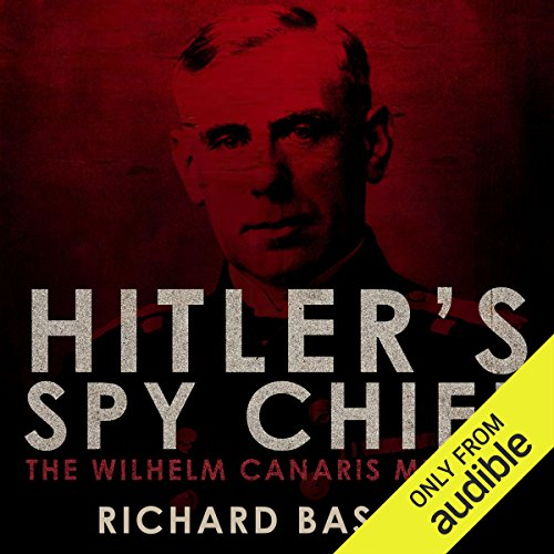 Hitler's Spy Chief audiobook cover art