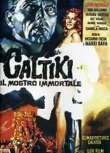Caltiki, the Immortal Monster Caltiki - il mostro immortale Caltiki the Undying Monster NON-USA FORMAT, PAL, Reg.0 Italy