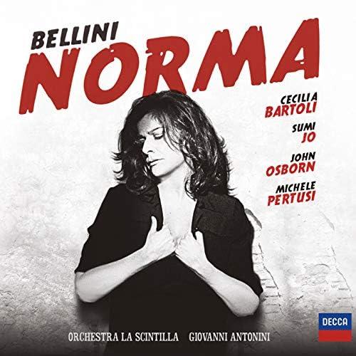 Michele Pertusi, Vincenzo Bellini, Sumi Jo, Giovanni Antonini, Cecilia Bartoli, Orchestra La Scintilla & John Osborn