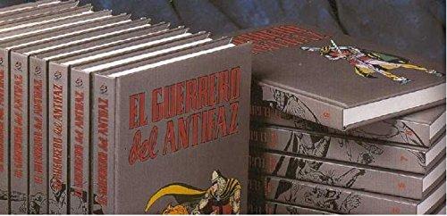 EL GUERRERO DEL ANTIFAZ, COLECCION COMPLETA EN 34 TOMOS DE LUJO - EDITORIAL VALENCIANA
