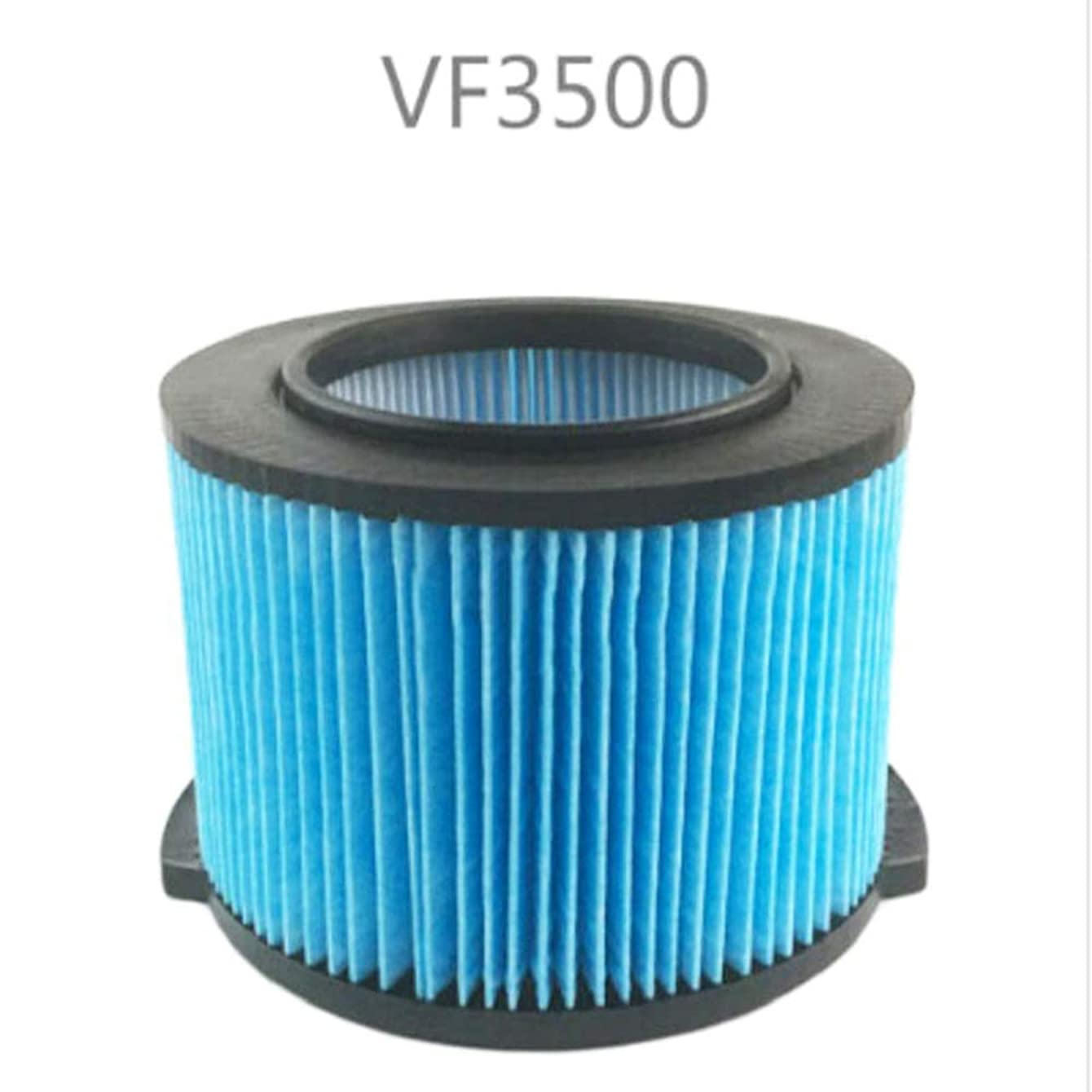 WICHEMI VF3500 3-Layer Filter Replacement for Ridgid WD3050, WD4070, WD4080, WD4522, 4000RV, 4500RV 3-4.5 Gallon Wet Dry Vacuum Cleaner
