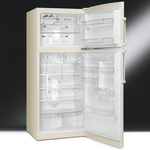 Smeg FD43PMNF Libera installazione 423L A+ Bronzo frigorifero con congelatore