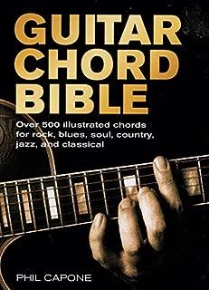 Guitar Chord Bible (Music Bibles)