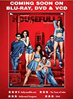 Housefull 3 Hindi Blu ray