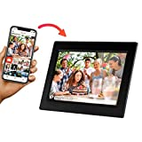 SYLVANIA SDPF1095 10-Inch Wi-Fi Cloud Digital Picture Frame