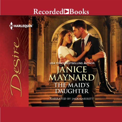 The Maid's Daughter Audiobook By Janice Maynard cover art