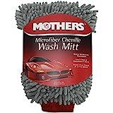 Mothers 968801 Premium Chenille Car Wash Mitt - Scratch & Lint Free
