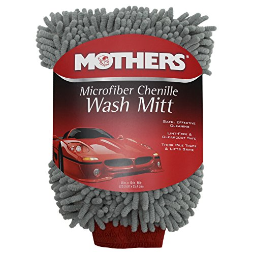 Best car washing mitt