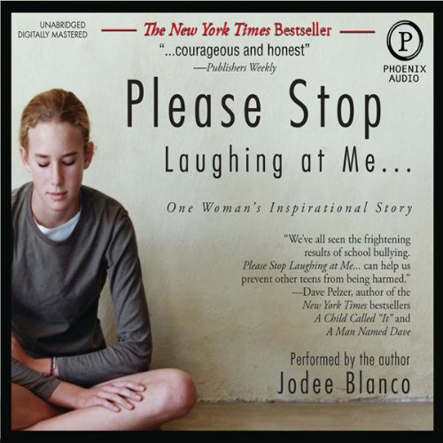 Please Stop Laughing at Me... audiobook cover art