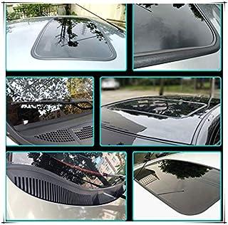 SIZOO-Car Tax Disc Holders - new Car glass Rubber Sealed Strips Seal Trim for Matiz Nexia Nubira Sens Tosca Winstorm AUTO ...
