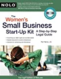 Image of The Women's Small Business Start-Up Kit (A Step-by-Step Legal Guide)