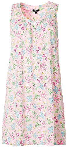 Aria Short Gown, Pink, M