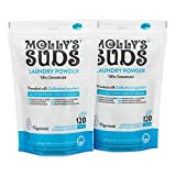 Molly's Suds Original Laundry Detergent Powder | Natural Laundry...