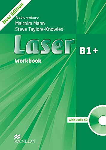 LASER B1+ Wb Pk -Key 3rd Ed (Laser 3rd edit)