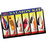 Mepps CK Salmon Kit - Plain Lure Assortment