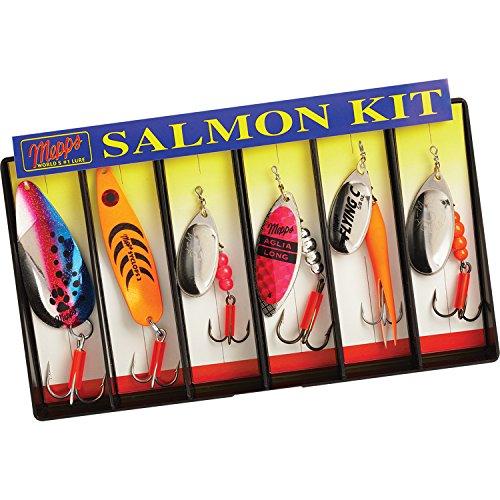 Mepps CK Salmon Kit - Plain Lure Assortment